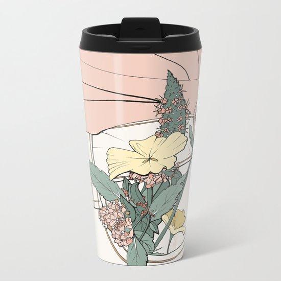 Pocket Plants Metal Travel Mug