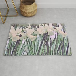 Spring is Daffodils! Rug