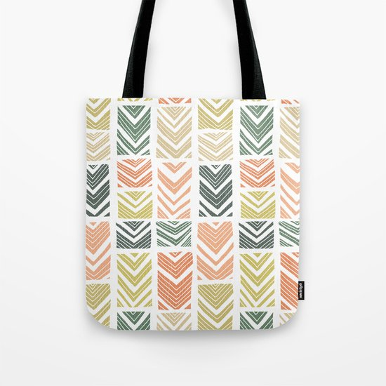 Sugar Wave Tote Bag