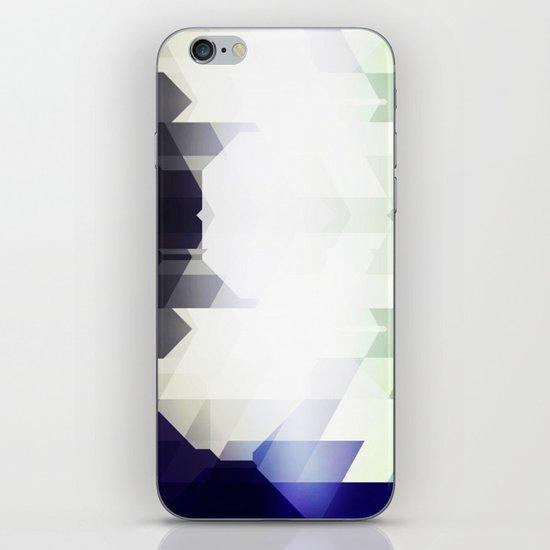 Boomerangs iPhone & iPod Skin