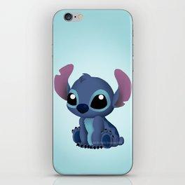 Chibi Stitch iPhone Skin