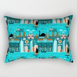 Perth lifestyle Rectangular Pillow