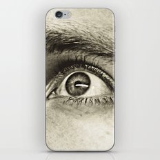 fright iPhone & iPod Skin