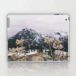 Mountains + Flowers Laptop & iPad Skin