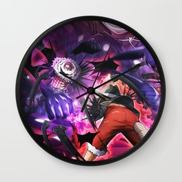 Lufy vs Katakuri - One piece Wall Clock