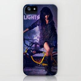 Lightscycle iPhone Case