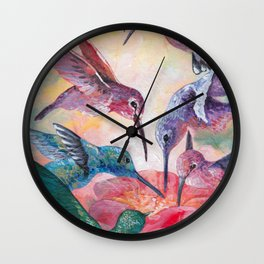 Searching For Sacraments: Communion Wall Clock