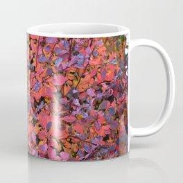 Colorful Fall Leaves Coffee Mug