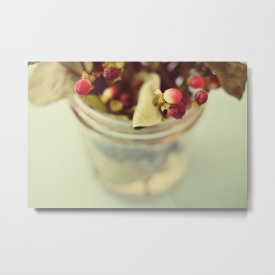 sweet berries Metal Print