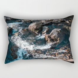 Chattanooga Creek Rectangular Pillow