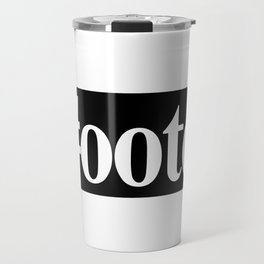 OOTD (Outfit Of The Day) Travel Mug