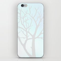 WINTER TREE iPhone & iPod Skin