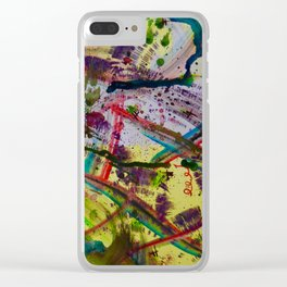Composition of Trial Clear iPhone Case