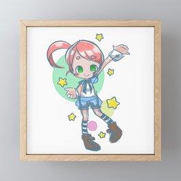 Guava Framed Mini Art Print