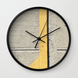 This Way Dave Wall Clock