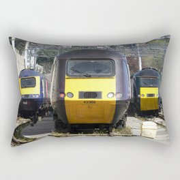 Three of a Kind Rectangular Pillow