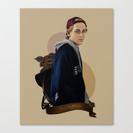 ISAK VALTERSEN Canvas Print