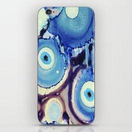 Evil Eye Tears iPhone Skin