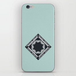Hiking Trails-Strong as Nails iPhone Skin