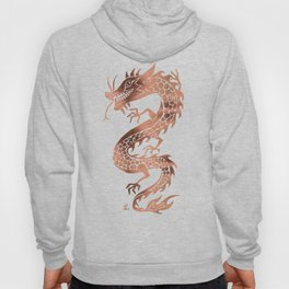 Chinese Dragon – Rose Gold Palette Hoody