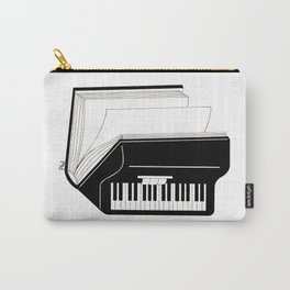 The sound of the pages Carry-All Pouch