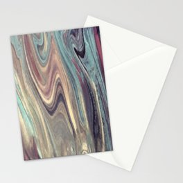 Marbled Sand Stationery Cards