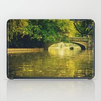 rowing iPad Cases featuring Rowing by nature by Eduard Leasa Photography