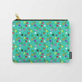 colorful pops Carry-All Pouch