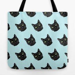Black Cat Appreciation Day Tote Bag