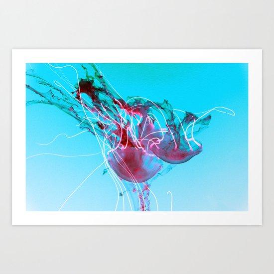 Medusan XIX Art Print