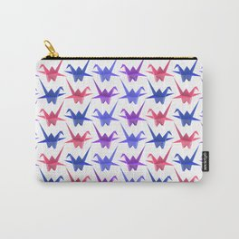 Origami Birds Carry-All Pouch