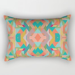 Aztek Rectangular Pillow