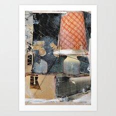 Dispatcher, 7 Art Print