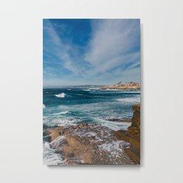 Sunset Cliffs San Diego IV Metal Print