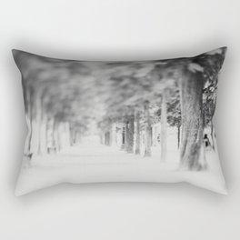 the Tuileries Garden, Paris Rectangular Pillow