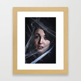 LOVE SICK Framed Art Print