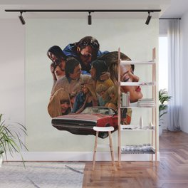 Autumn is for Lovers Wall Mural