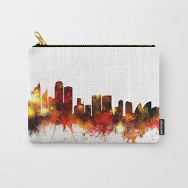 Sydney Australia Skyline Carry-All Pouch