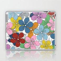 Cherry Blossom Colour - In Memory of Mackenzie Laptop & iPad Skin
