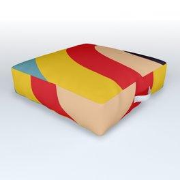 Cubagua Outdoor Floor Cushion
