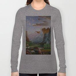 Yosemite Valley Long Sleeve T-shirt