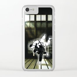 iphone case Zakary Merla Gill Clear iPhone Case