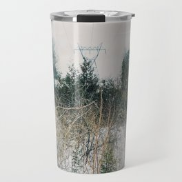 City and Nature Travel Mug