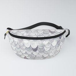 MAGIC MERMAID WHITE Fanny Pack