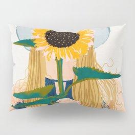 Miss Sunflower || Pillow Sham