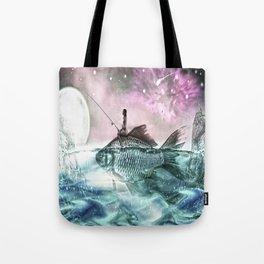 Oceans Inbetween Us Tote Bag