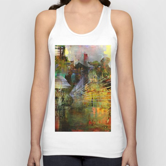 Play with buddies Unisex Tank Top