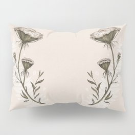 Queen Anne's Lace Pillow Sham
