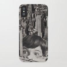 Modern Jungle Slim Case iPhone X