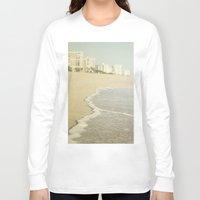 florida Long Sleeve T-shirts featuring Florida by Pure Nature Photos